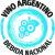 Isologo vino argentino